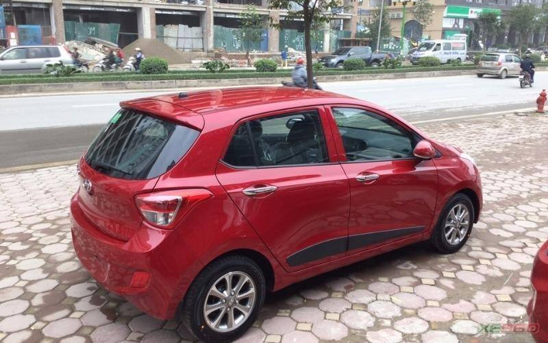 Hyundai Grand i10 1.2MT Hatchback