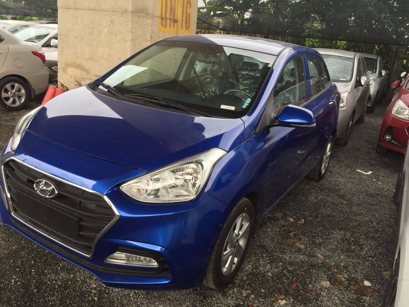 Hyundai Grand i10 1.2 MT Sedan