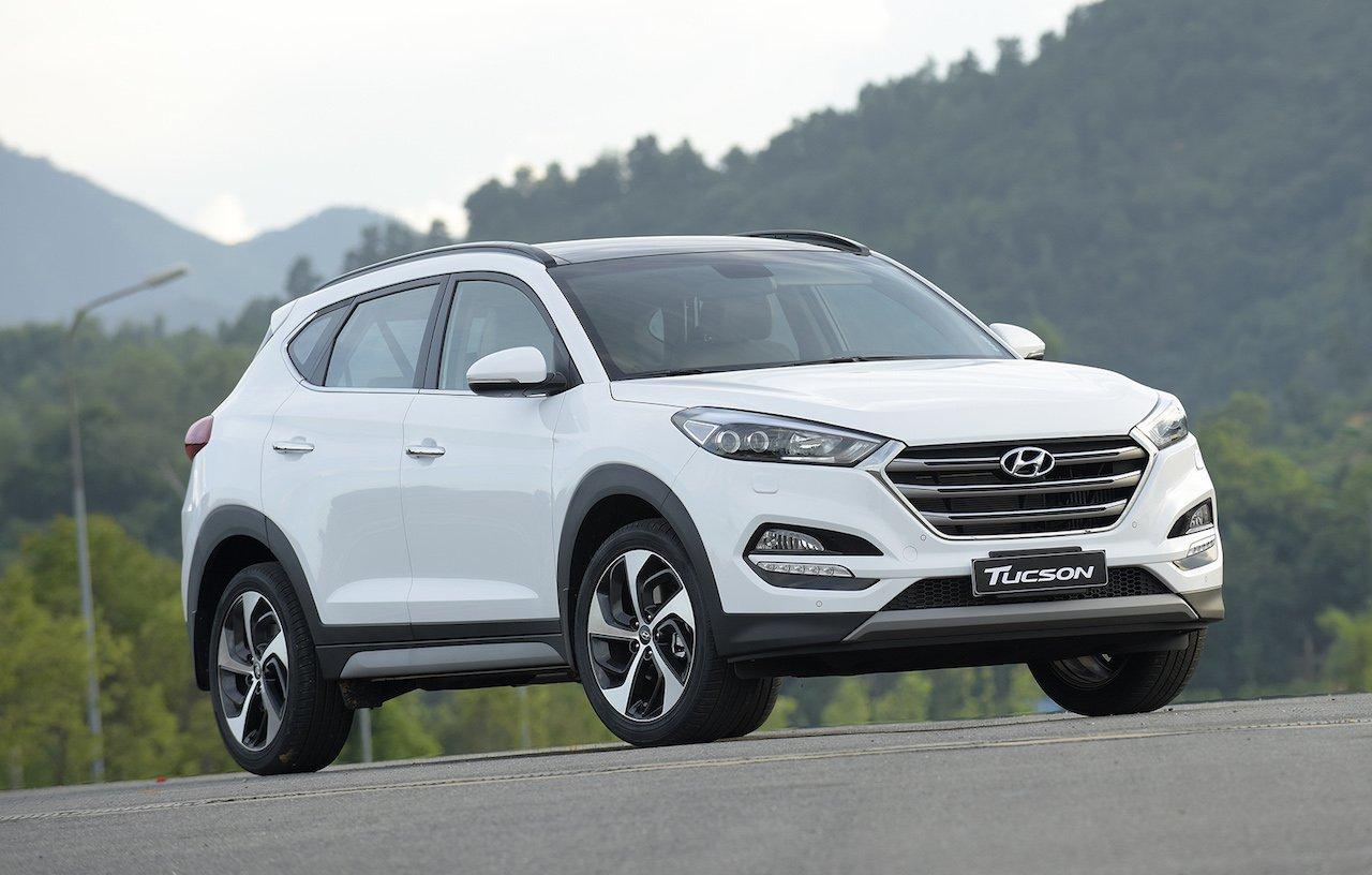 Hyundai Tucson Turbo thế hệ mới 2018