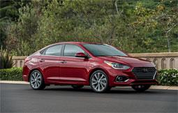 Hyundai Accent 2018 giá cực sốc