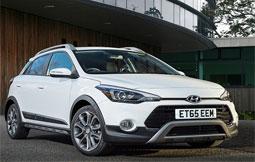 Hyundai I20 Active – Hatchback Ẩn Bóng Crossover