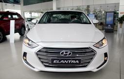 Ngoại thất nổi bật của Hyundai Elantra 2018