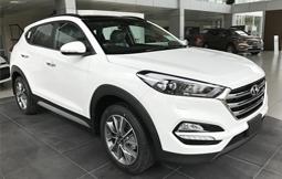 Xe Hyundai Tucson 2018 có đắt hay không?