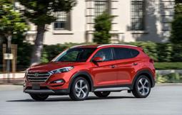 Hyundai Tucson năm 2018 có điểm gì nổi bật?
