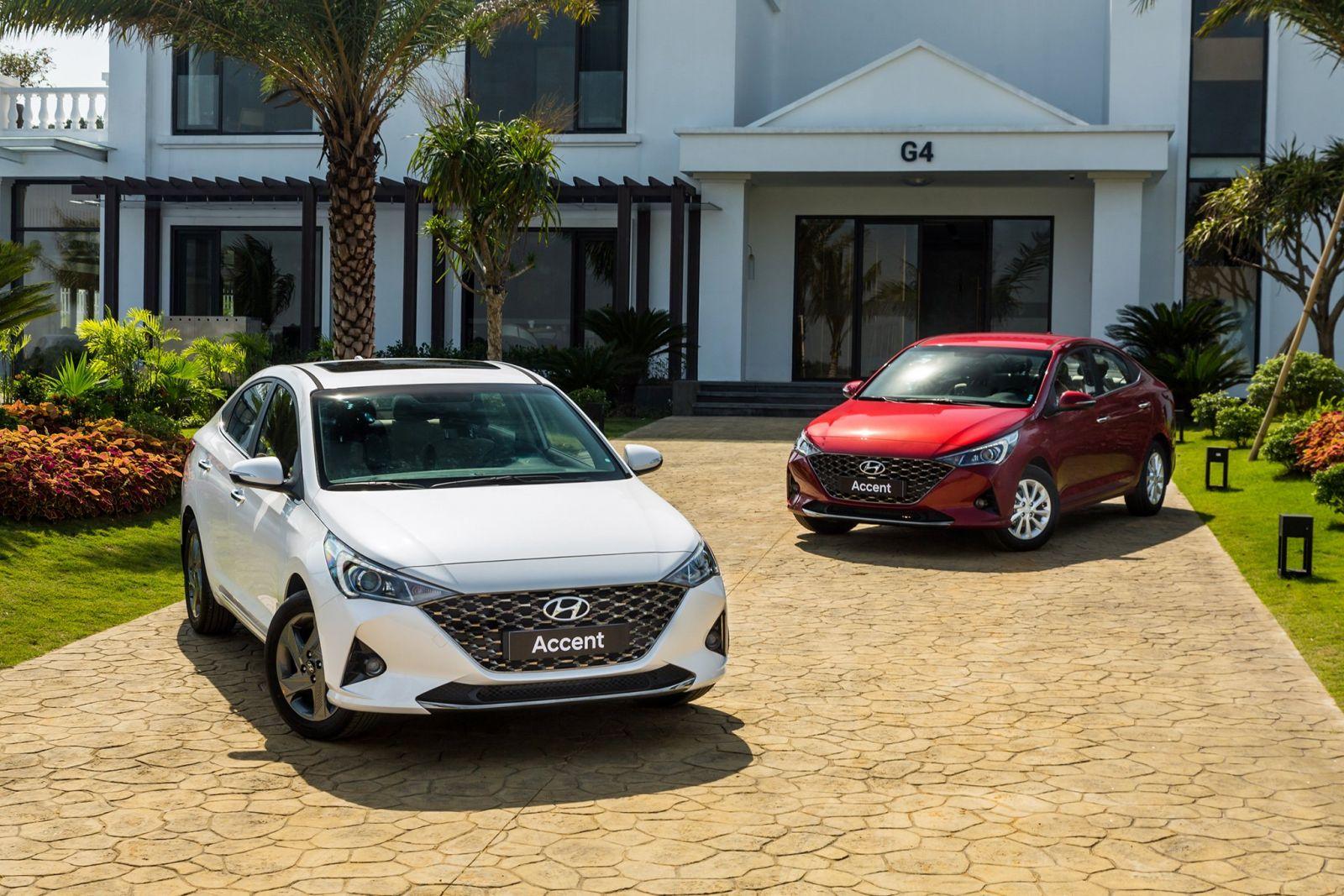 Hyundai Accent 1.4 AT thường 501 triệu
