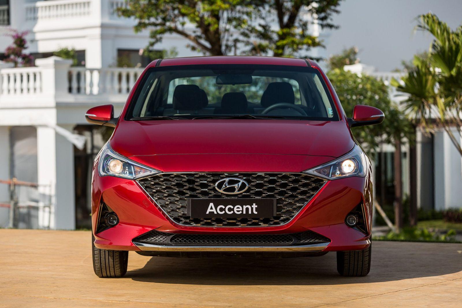 Hyundai Accent 1.4 AT đặc biệt 542 triệu